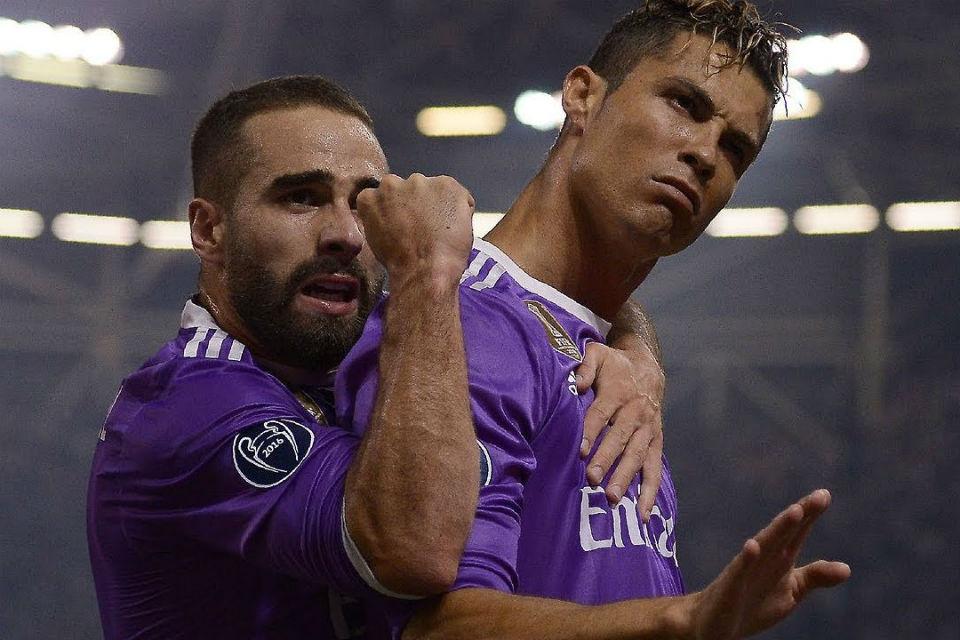 Ronaldo tampil impresif dalam laga final UCL