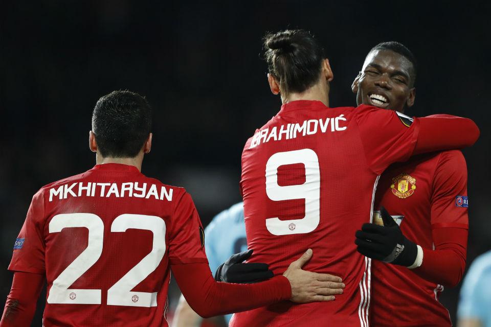 Ibrahimovic dan Mkhitaryan menjadi dua nama yang mencuri perhatian publik sepakbola